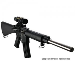 """DPMS Panther Arms Sweet 16 Varmint/Target .223 Remington/5.56 NATO 30-Round 16"""" Semi-Automatic Rifle in Black - 60507"""