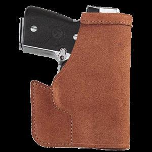 Galco PRO424 Pocket Protector 424 Pocket Natural Suede - PRO424