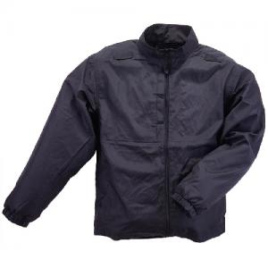 5.11 Tactical Packable Men's Full Zip Coat in Dark Navy - Large