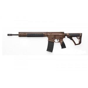 """Daniel Defense V5 .223 Remington/5.56 NATO 10-Round 16"""" Semi-Automatic Rifle in Brown - 02-123-13028-055"""