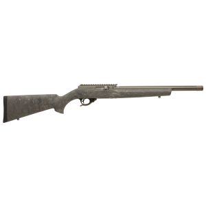 """Tactical Solutions X-Ring Rifle .22 Long Rifle 10-Round 16.5"""" Semi-Automatic Rifle in Aluminum - RGRTE04HGGRN"""