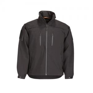 5.11 Tactical Sabre 2.0 Men's Full Zip Jacket in Black - 2X-Large