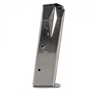 Mec Gar 9mm 17-Round Steel Magazine for Ruger P85/P89/P93/P94/P95/PC9 - RP8517N