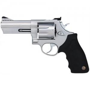 "Taurus 608 .357 Remington Magnum 8-Shot 4"" Revolver in Matte Stainless - 2608049"