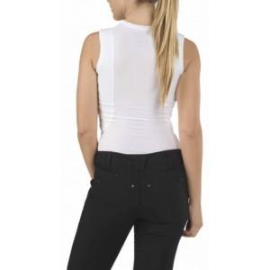 5.11 Tactical Sleeveless Women's Holster Shirt in White - Medium