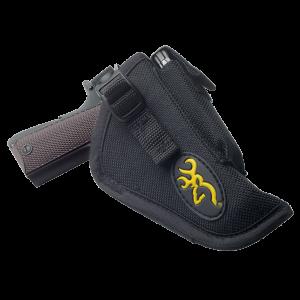 Browning 12903011 1911-22 Full Length Belt Clip Holster Black Polymer - 12903011