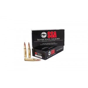 Silver State Armory Silver State Armory .308 Winchester HPBT, 175 Grain (20 Rounds) - 75045