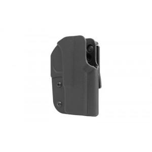 Blade Tech Industries Signature Owb Belt Holster, Fits Glock 17/22/31, Right Hand, Black, With Adjustable String Ray Loop Holx0008sgl1722asblkrh - HOLX0008SGL1722ASBLKRH