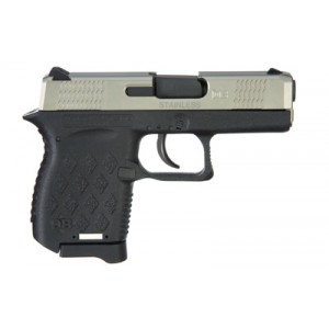 "Diamondback DB9 9mm 6+1 3"" Pistol in Stainless - DB9SS"