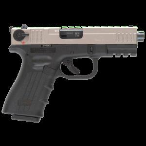 "ISSC/LSI M22SD .22 Long Rifle 10+1 4.4"" Pistol in Black - 111011"