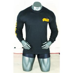 Voodoo Tactical Men's Long Sleeve Shirt in Black - Medium