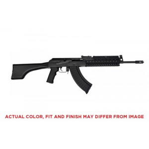 "I. O. Inc. M214 7.62X39 30-Round 16"" Semi-Automatic Rifle in Black - IOIN1010"