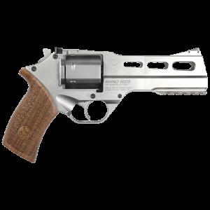 "Hi-Point Rhino .357 Remington Magnum 6-Shot 5"" Revolver in Nickel - 340076"