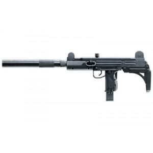 "Walther USA UZI Tactical Rimfire .22 Long Rifle 10-Round 16.1"" Semi-Automatic Rifle in Black - 579030010"