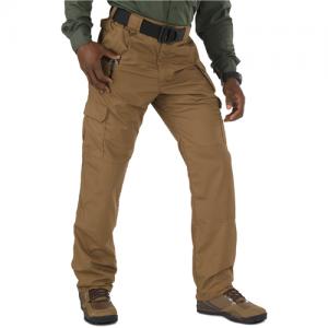 5.11 Tactical Taclite Pro Men's Tactical Pants in Battle Brown - 36x34