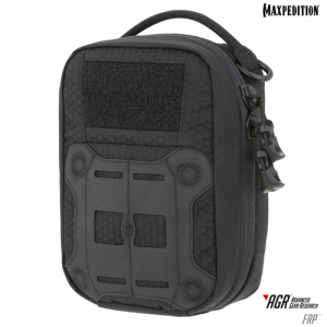 Maxpedition First Response Pouch Medical Pouch in Black - FRPBLK