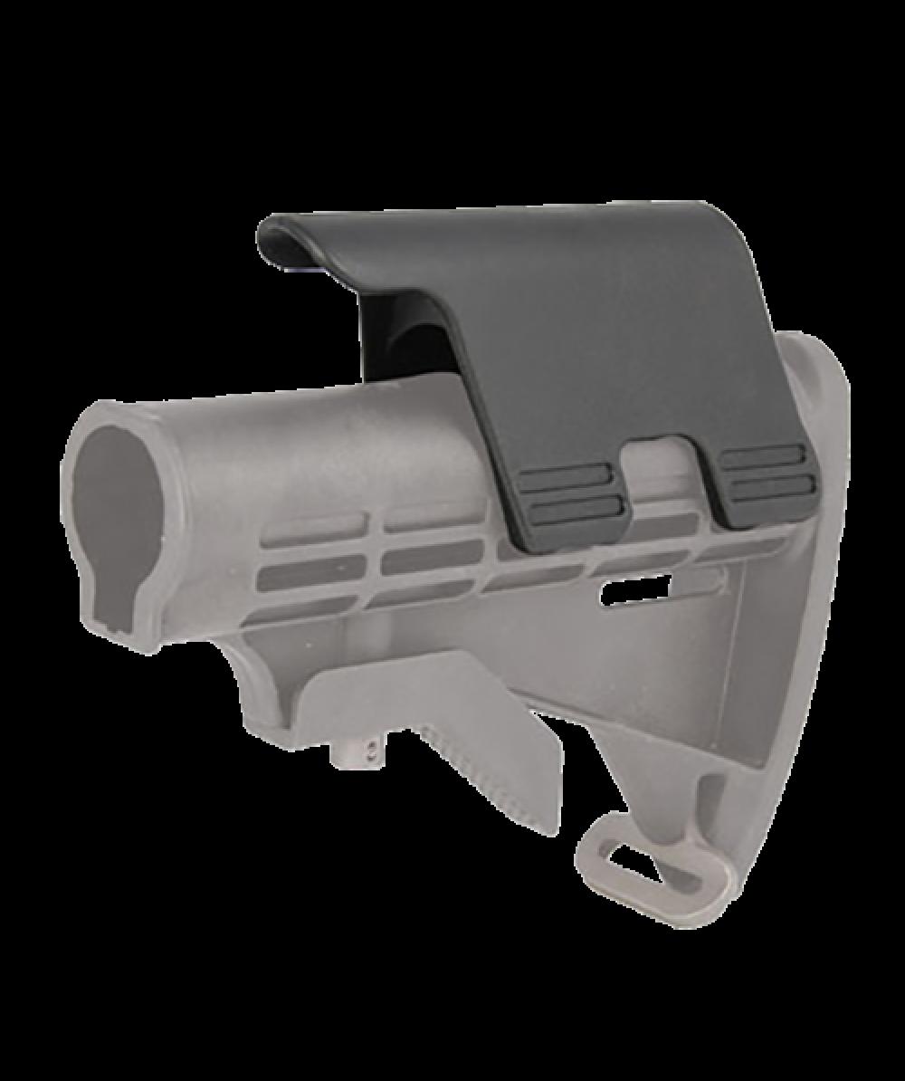 CAA Command Arms Cheek Rest Set CP1/CP2 Polymer Black CP