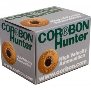 Corbon Ammunition .460 S&W Magnum Bonded Core, 325 Grain (20 Rounds) - HT460SW325