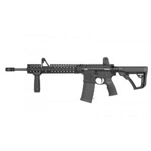 """Daniel Defense Volume 1 .223 Remington/5.56 NATO 30-Round 16"""" Semi-Automatic Rifle in Black - 02-050-15125"""