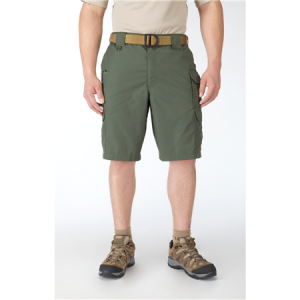 5.11 Tactical Pro Men's Training Shorts in TDU Green - 30