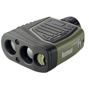 Bushnell Elite 1600 7x Monocular Rangefinder in Black/Gray - 205110