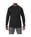 5.11 Tactical Sub-Z Crew Men's Compression Shirt in Black - Medium