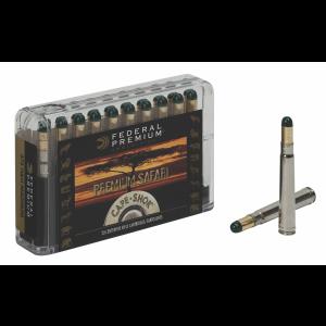 Federal Cartridge Cape-Shok Dangerous Game .416 Remington Magnum Woodleigh Hydro Solid, 400 Grain (20 Rounds) - P416RWH