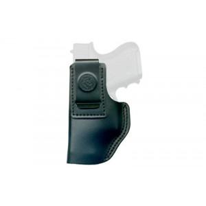 Desantis Gunhide 31 Insider Left-Hand IWB Holster for Glock 26, 27 in Black Leather - 031BBE1Z0