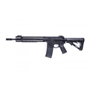 """Spike's Tactical Crusader .223 Remington/5.56 NATO 30-Round 16"""" (14.5"""" with Pinned Brake) Semi-Automatic Rifle in Black - STR5525-M2D"""