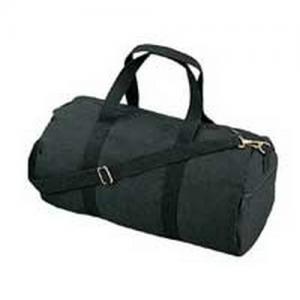 5ive Star Gear Standard Canvas Duffel Bag in Black - 6253000