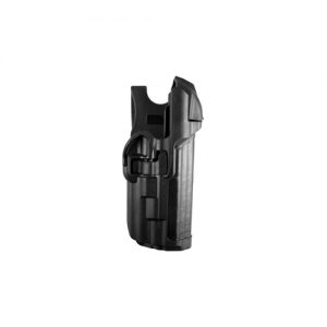Level 3 Serpa - Light Bearing Duty Holster Gun Fit: Beretta 92 Finish: Plain Hand: Right - 44H504PL-R