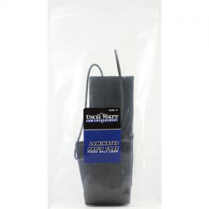 Cordura Size 4 Laminated Radio  Radio Case Kodra Black Swivel Belt Loop Size 4, Laminated, Card