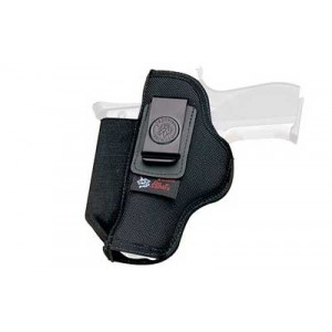 Desantis Gunhide N92 Kingston Right-Hand Car Seat Holster for Glock 26 in Black - N92BJE1Z0