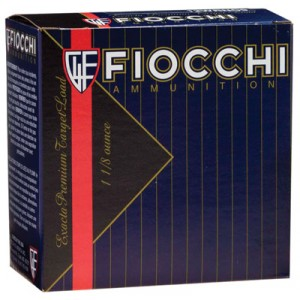 "Fiocchi Ammunition Premium High Antimony .12 Gauge (2.75"") 9 Shot Lead (250-Rounds) - 12WRNO9"