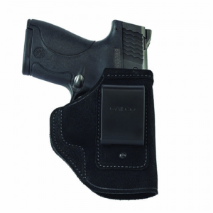 "Galco International Stow-N-Go Left-Hand IWB Holster for Charter Arms Bulldog Pug .44 in Black (2.125"") - STO159B"