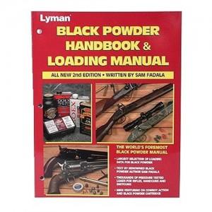Lyman Black Powder Handbook 2nd Edition 9827100