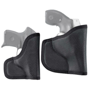 Desantis Gunhide Nemesis Right-Hand Pocket Holster for Glock 26, 27/Ruger LC9 in Black (W/ Crimson Trace) - N38BJU4Z0