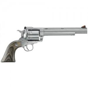 """Ruger Super BlackHawk .44 Remington Magnum 6-Shot 7.5"""" Revolver in Satin Stainless (Hunter) - 860"""