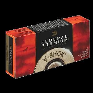 Federal Cartridge .22-250 Remington Sierra GameKing BTHP, 55 Grain (20 Rounds) - P22250B