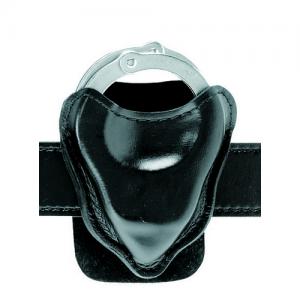 Safariland Handcuff Pouch in Black Plain - 590-2