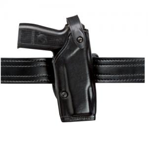 """Safariland Model 6287 Right-Hand Belt Holster for AMT Hardballer in Plain Black (5"""") - 6287-53-61-225"""