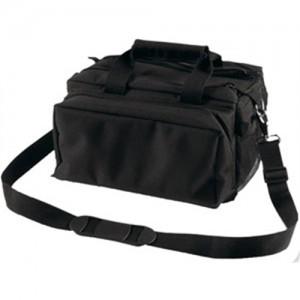 Bulldog Case Company Deluxe Range Bag Waterproof Range Bag in Black Nylon - BD910