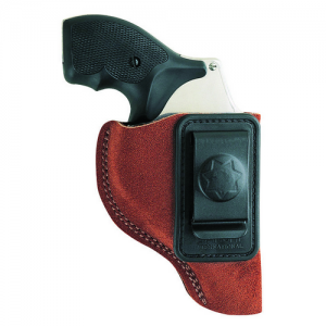 Holsters - Natural Suede Waistband Gun Fit: Colt Frontier (4.6  Bbl) Hand: Right Hand - 18843