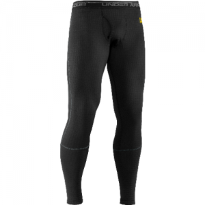 Under Armour Base 4.0 Men's Compression Pants in Black - X-Large