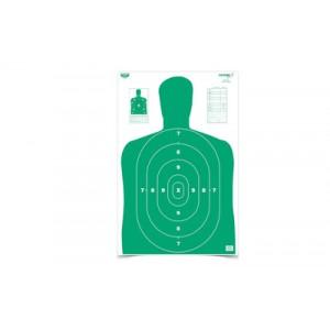 Birchwood Casey Eze-scorer Target, Bc-27,  23x35, 100 Targets, Green 37017