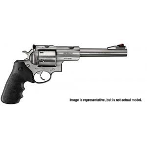 """Ruger Super Redhawk .480 Ruger 6-Shot 7.5"""" Revolver in Satin Stainless - 5507"""