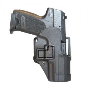 Serpa CQC Concealment Holster Color: Black Gun Fit: Walther P99 Hand: Left - 410524BK-L