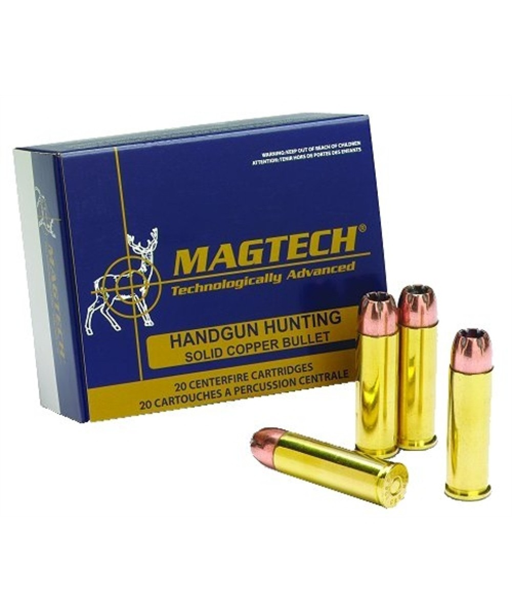 Magtech Ammunition Sport  32 ACP Lead Round Nose, 71 Grain (50 Rounds)