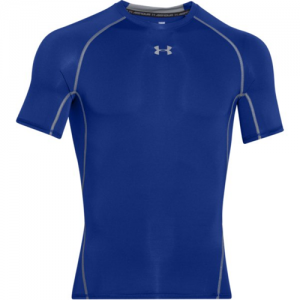 Under Armour HeatGear Men's Undershirt in Royal - 2X-Large