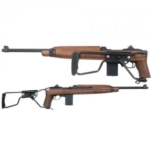 "Kahr Arms M1 Paratrooper .30 Carbine 15-Round 18"" Semi-Automatic Rifle in Blued - AOM150"